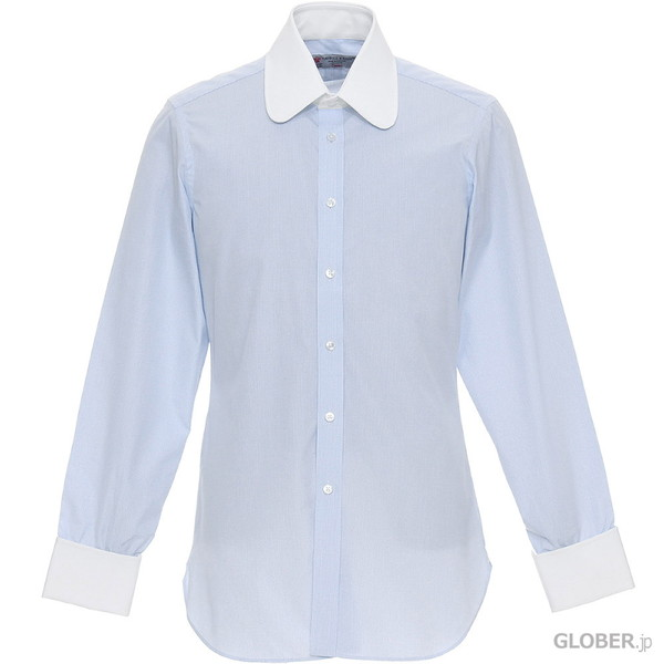Turnbull&Asserドレスシャツ/ブルー