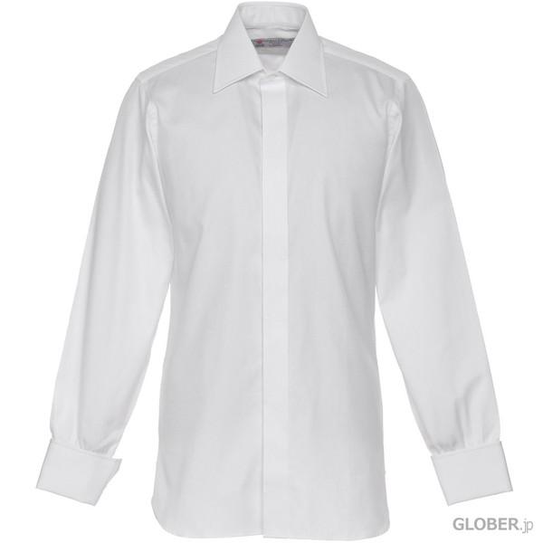 Turnbull & Asser白ドレスシャツ