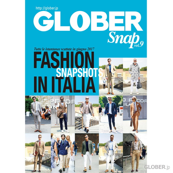 GLOBER Snap Vol.9 PittiUomo 2017 June