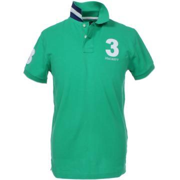 Hackett New Tailored Polo Shirt: Green